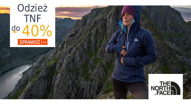 The North Face - 40 %