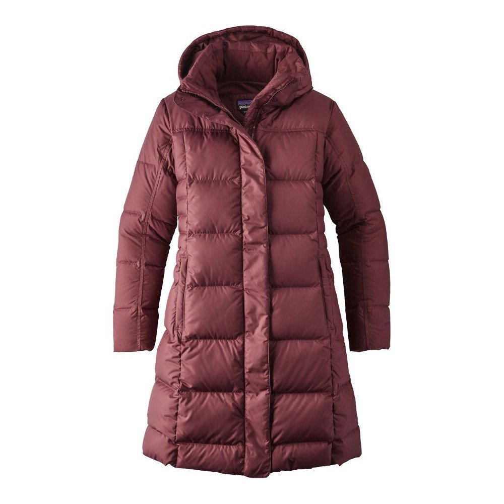 405a34cbb2b247 Kurtka DOWN WITH IT PARKA WOMEN dark ruby | odzież \ damska \ kurtki ...