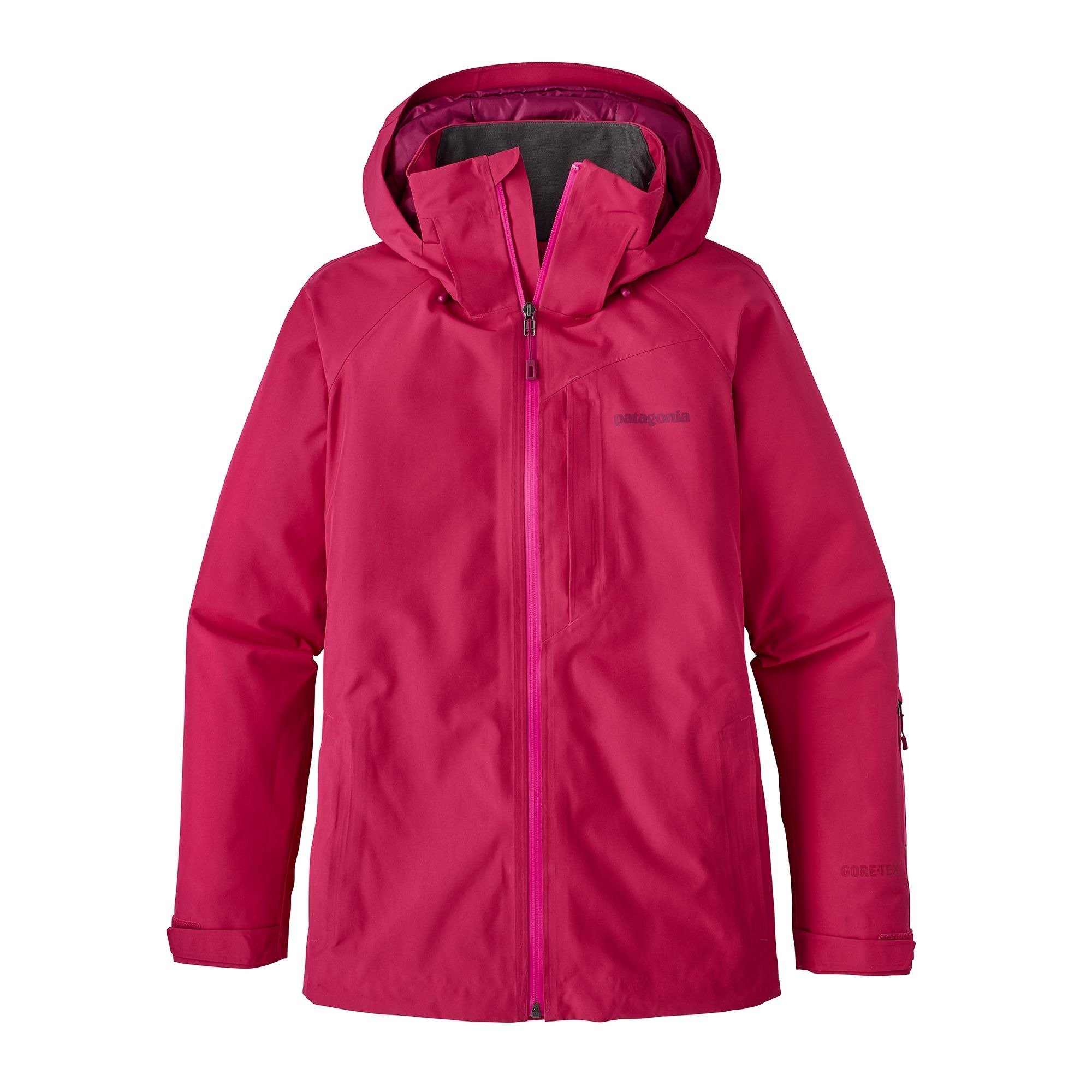 f7b575357f2fa Kurtka WOMEN'S INSULATED POWDER BOWL JACKET craft pink | odzież ...