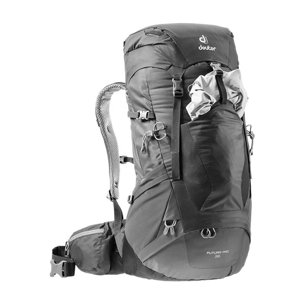 51f522f2a9f18 Plecak FUTURA PRO 36 granite/black | plecaki i torby \ średnie 35 ...