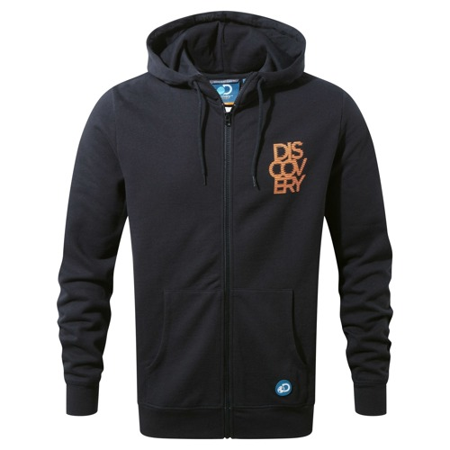 Bluza DISCOVERY ADVENTURES HOODED JACKET