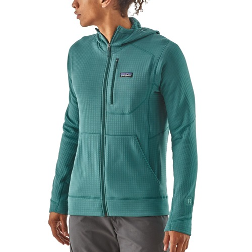 Bluza R1 FULL-ZIP HOODY MEN