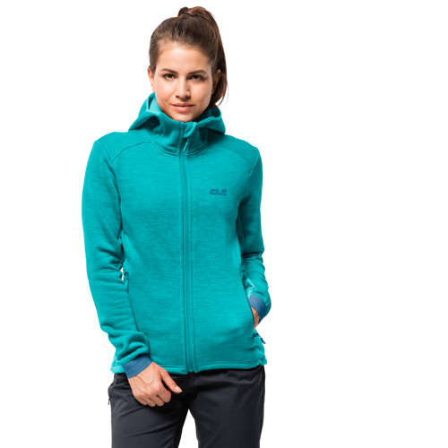 Bluza polarowa MORNING SKY JACKET WOMEN