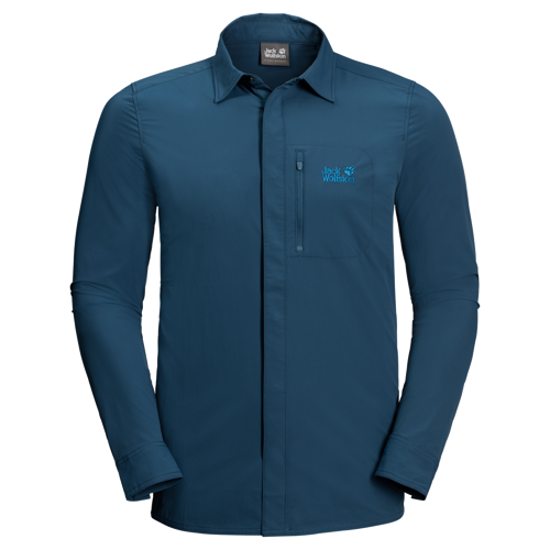 Koszula HILLTOP TRAIL SHIRT MEN