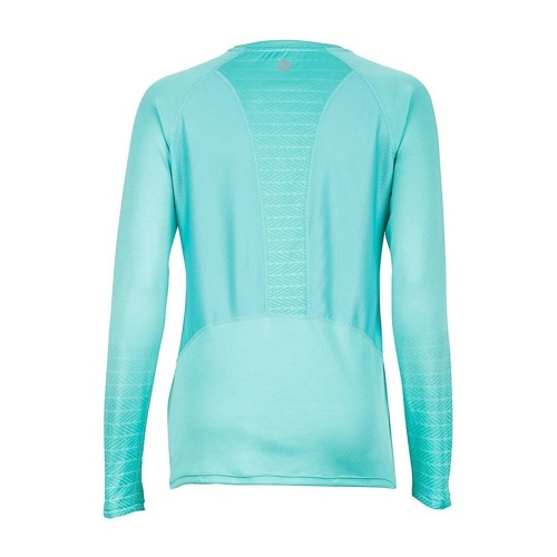 Koszulka WOMEN'S CRYSTAL LONG SLEEVED
