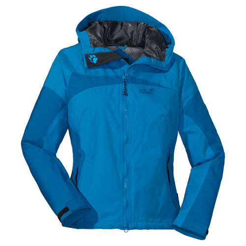 Kurtka CLOUD STREAM JACKET WOMEN