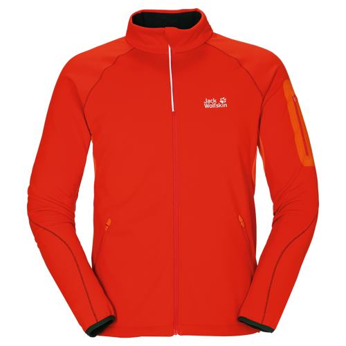 Kurtka EXHALATION SOFTSHELL XT JACKET MEN