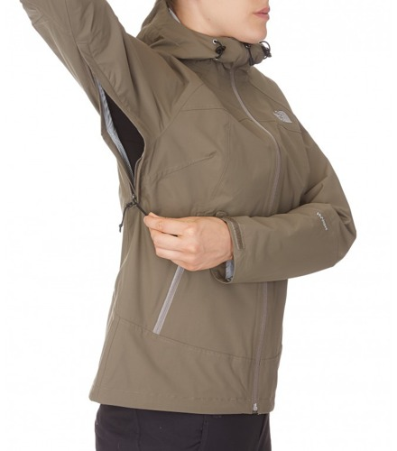 Kurtka STRATOS JACKET WOMEN