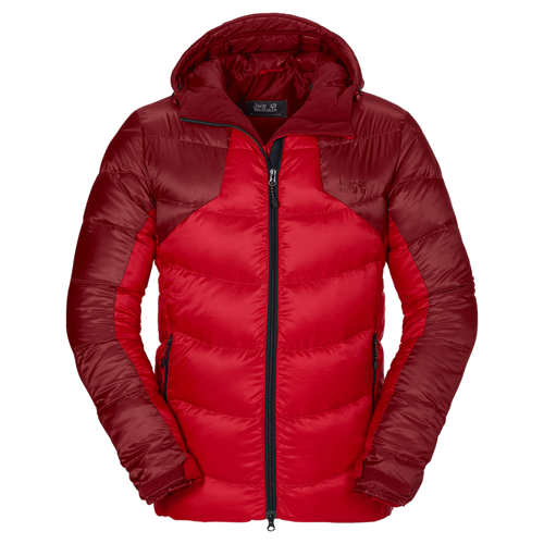 Kurtka SVALBARD II DOWN JACKET MEN