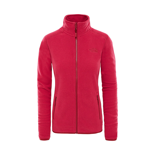 Kurtka polarowa 100 GLACIER FULL ZIP WOMEN